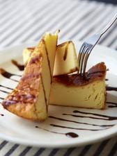 甘~い時間をどうぞ『自家製チーズケーキ』