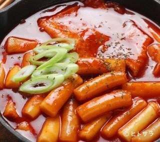 ゴチ韓の料理・店内の画像2