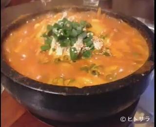 ゴチ韓の料理・店内の画像1