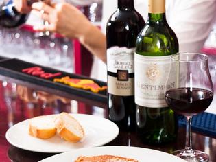 道産にこだわっている野菜、肉類、手頃でおいしいワイン。