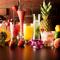 色鮮やかな『旬の生フルーツ使用カクテル込飲み放題プラン』