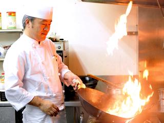「料理人は天職です」