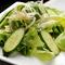 新鮮野菜をふんだんに使用した『チョレギサラダ』