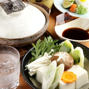 1月2月限定 鮮魚&国産牛すき焼き90分飲放付コース3500円税抜