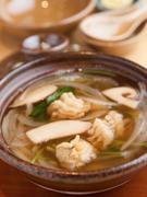 しゃきしゃきとした食感が印象的なのは、淡路島産のたまねぎ。一度食べると癖になります。