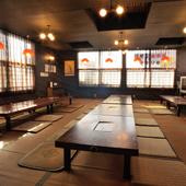 【歓送迎会に!!】最大30名様収容可能なご宴会スペース有り^^♪