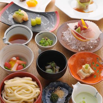 <4000円~> 創作和食コース