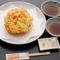 由比産の桜海老のかき揚げ。フワフワサクサク~