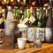 日本酒、焼酎、各種そろえています