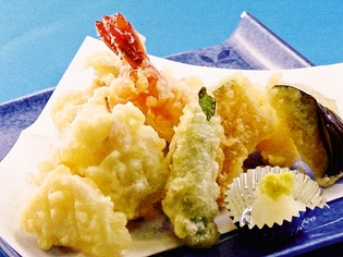 『メバル』や『タイ』など、その時美味しい旬の魚を使用