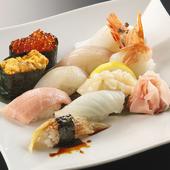 九州の旬の鮮魚、くじら料理を楽しめる店です