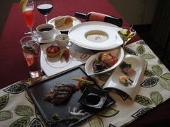 お料理全7品 メイン料理お肉 or お魚よりお好きな料理をセレクトOK!