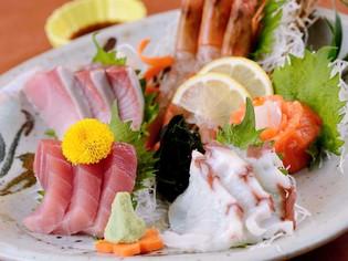岩手県の旬の鮮魚をこころゆくまで味わってほしい