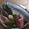 新鮮な旬の魚をお楽しみください
