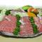 「栃木和牛」「日光高原牛」のみ使用『KIWAMI 極肉盛』