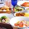 パンビュッフェ・スープ&ドリンクバー付『旬の生パスタランチ』