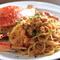 大人気! 『ワタリ蟹のトマトクリームスパゲッティ』
