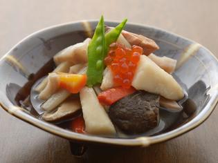 名物料理のメイン食材である「里芋」