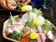 魚創作料理 花しば