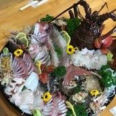 五島近海の魚 お造り