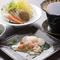 北海道産の10年物を使用する『ホタテ鍋』