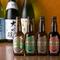 京都の地ビールも楽しめます