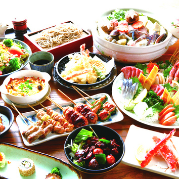 旬菜のコース 3500円
