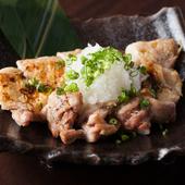 若鶏炙り焼き (おろしポン酢)