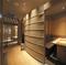 木の温もりが落ち着く完全個室の心地よい空間