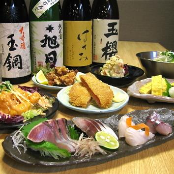 ◆料理10品コース 飲み放題付◆