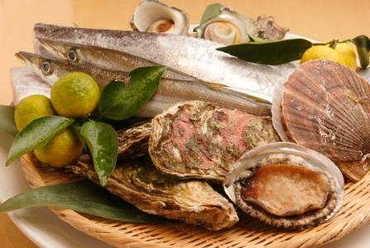 料理に使われる、四季折々の旬の食材