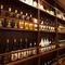 お酒の種類は140種類以上