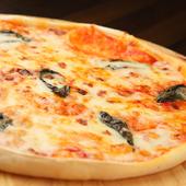 ピザをシンプルに味わいたいなら『マルゲリータ』
