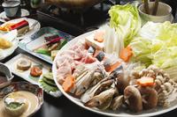 三種類から選べる『鍋コース』