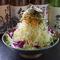 シャキシャキ感が人気の 『山盛りキャベツの和風サラダ』