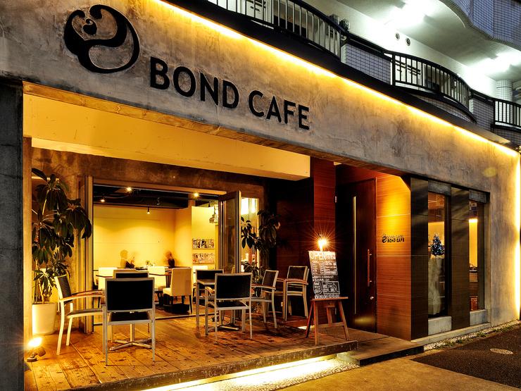 名古屋 カフェ 喫茶店 ダイニング 口コミ 人気 おすすめ BOND CAFE ボンドカフェ 雰囲気