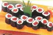 写真は天ぷら半丼