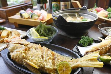 魚とバターの相性抜群『魚のバター焼き』