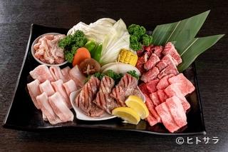 焼肉たらふく 鈴鹿中央通り店の料理・店内の画像1