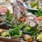 自慢の料理と美酒を個室で…少人数での歓送迎会にぜひ!