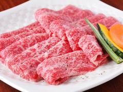 前菜、お肉、〆のご飯、デザートまで、ボリュームアップコースです。