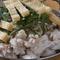 『牛骨スープモツ鍋(塩、味噌、醤油)』