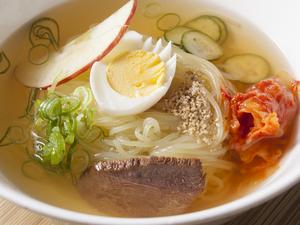 1日50食は出るという人気の『冷麺』