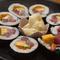 お店の看板メニュー『名物!! 太巻き寿司』
