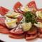 カプレーゼ風の『トマトとモッツァレラチーズ』