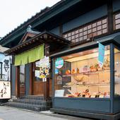 小樽運河そば、小樽堺町通り沿いにあります『小樽たけの寿司』