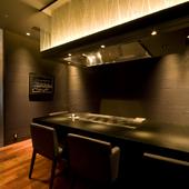 「特別」という贅沢を味わえる、個室席