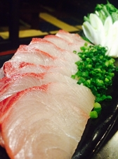 刺身でも食べられる新鮮なぶりを使用する『ぶりしゃぶ』