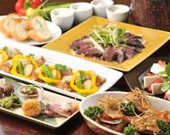 飲んで食べることでお客様が楽しくなれる、幸せになれる空間