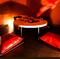 料亭の様な静かで落ち着いた個室席は『接待』や『会食』に最適◎